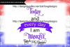 Text cutting file Thankful, thankful svg, grateful svg example image 2