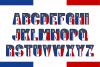 France Font example image 6