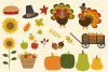 Thanksgiving clipart example image 2