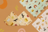 Cute Dog Vol.02 Vector Clipart and Seamless Pattern example image 4