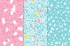 12 Terrazzo Seamless Patterns example image 3