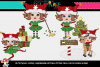 Christmas Elf Girls 7 example image 1