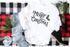 Merry Christmas SVG   Retro Christmas SVG File example image 2