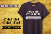 Stay real, stay loyal SVG example image 1