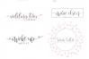 Mondellina Script example image 3