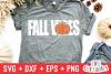 Fall Vibes   Fall Cut File example image 1