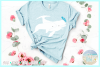 Beluga White Whale Mom Baby Nautical SVG Eps Png PDF files example image 2