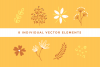 Floral Pattern Collection example image 2