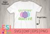 Easter SVG | Eggspert Hunter| SVG DXF EPS PNG example image 1