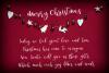 Winter Holidays - Brush Script example image 5