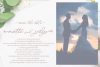 August Bold&LENGKING SLANT Font duo example image 4