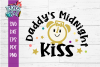Daddys Midnight Kiss New Years SVG example image 2