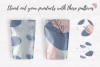 Pack of floral abstract patterns example image 2
