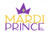 Mardi Prince SVG Files Printable Clipart Silhouette SVG for Circuit Designs SVG Cut Files Iron On Templates Digital Scrapbooking  example image 1