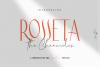 Rosseta The Chronicles example image 1