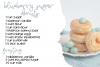 Sugar Cupcake - Handwritten Script & Print Font Duo example image 2
