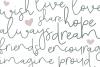 Monday Blues - Fun Handwritten Script Font example image 6