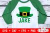 St. Patrick's Day Cut File Bundle example image 7