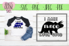 I make 3 look good | Birthday | SVG Cutting File example image 1