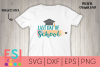 School SVG   Last Day of School   SVG DXF EPS PNG example image 1