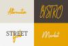 Portobello Road - Font Trio example image 3