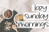 Sky Light - A Quirky Handwritten Font example image 5