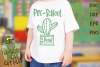 Cactus Grades On Point School SVG File for Kindergarten, Pre example image 3