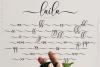 Laila Script example image 12