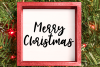 Merry Everything - A Handlettered Font Pair example image 4