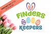 Finders Keepers SVG Cut File example image 1