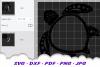 Mandala Sea Turtle SVG DXF Cut Files Crafters Bundle example image 4