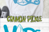 Beach Vibes Surfboard SVG example image 5