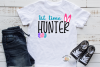 Easter bunny SVG Easter egg hunt t-shirt svg Easter shirt example image 1