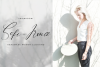 Anna Maria - Handlettered font example image 6