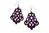 Wood Earrings SVG - Leather Earrings SVG - Earrings Bundle example image 5