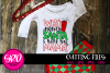 Who Needs Santa I Have my Mama SVG - Color example image 1