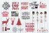 Big Christmas Bundle |Cut File's example image 2