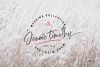 Janetta Rossie | Font Duo SVG extra example image 8