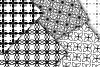 Mesh Tile Vector Patterns example image 2
