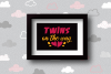 Pregnancy Announcement SVG Cut Files - Twins on the way example image 2