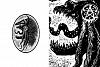 20 VECTOR skull illustration example image 19
