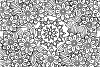 Floral Seamless Patterns example image 2