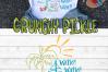 Wine Wine Seagull Beach SVG Cut File example image 5
