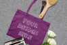 MEGA Bundle|Tote Bag Mockups with White Roses & Makeup Brush example image 14