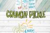 Wine Wine Seagull Beach SVG Cut File example image 7