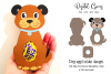16 Animal egg holder designs - The complete set!!!! example image 17