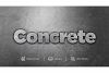 Concrete Text Effect Design Photoshop Layer Style Effect example image 1