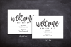 wifi password printable sign guest room sign welcome example image 3