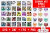 Subway Art SVG Bundle | Sports SVG Bundle example image 1