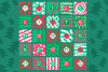 Stylish Advent Calendar Template example image 1
